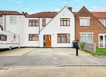 Thumbnail 5 bedroom terraced house for sale in Ashford Crescent, Enfield