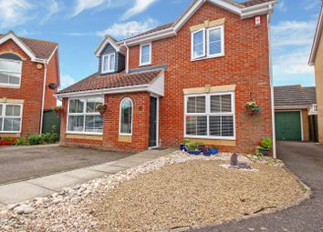 Thumbnail 4 bed detached house for sale in Brownsea Drive, Wickford