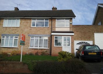 Thumbnail 3 bed semi-detached house for sale in Avon Rise, Stafford