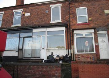 Thumbnail 2 bedroom terraced house to rent in Warwick Road, Tyseley, Birmingham
