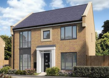 "Thumbnail 5 bed detached house for sale in ""The Hadleigh"" at Hayfield Way, Bishops Cleeve, Cheltenham"