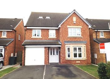 Thumbnail 6 bed detached house for sale in Wakenshaw Drive, Newton Aycliffe, County Durham