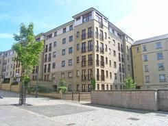 Thumbnail 3 bed flat to rent in High Riggs, Edinburgh