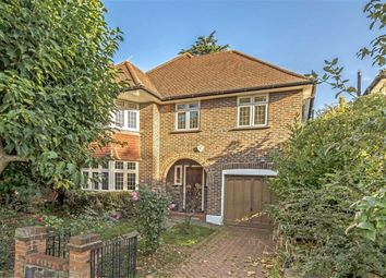 Thumbnail 4 bed detached house for sale in Park Road, Hampton Hill, Hampton