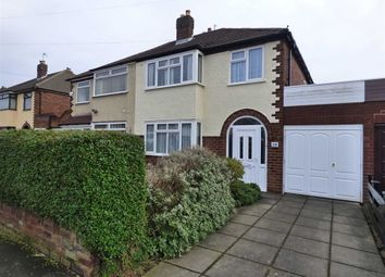 Thumbnail 3 bed semi-detached house for sale in Fairview Road, Wolverhampton, West Midlands