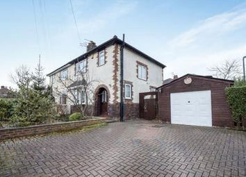 Thumbnail 3 bedroom semi-detached house for sale in Eccles Road, Swinton, Manchester, Greater Manchester
