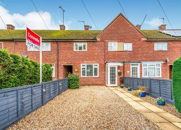 Thumbnail 2 bed terraced house for sale in Taynton Drive, Merstham, Redhill