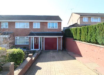 Thumbnail 4 bed semi-detached house for sale in Coseley Avenue, Telford Estate, Shrewsbury