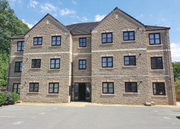 Thumbnail 2 bed flat for sale in Mereside, Waterloo, Huddersfield