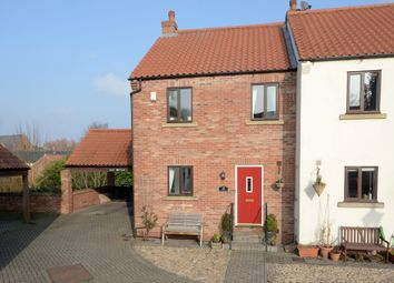 Thumbnail 4 bed end terrace house for sale in Florence Court, Boroughbridge, York