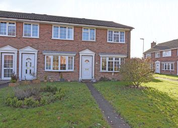 Thumbnail 3 bed end terrace house for sale in Jubilee Close, Pamber Heath, Tadley