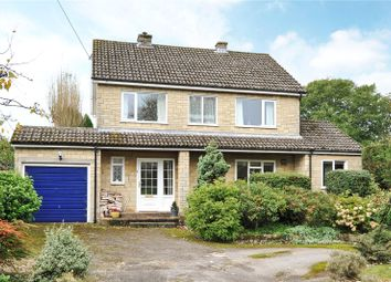 Thumbnail 4 bed detached house for sale in Nettleton Shrub, Nettleton, Wiltshire