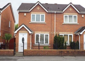 Thumbnail 2 bedroom semi-detached house for sale in Elizabeth Street, Manchester, Greater Manchester