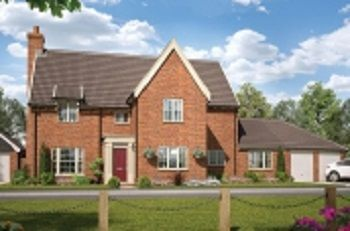 Thumbnail 5 bed detached house for sale in Wherry Gardens, Salhouse Road, Wroxham
