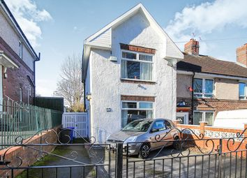 Thumbnail 2 bed terraced house for sale in Kinnaird Road, Sheffield