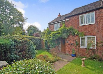 Thumbnail 3 bed cottage for sale in Knutsford Road, Cranage, Crewe