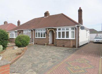 Thumbnail 2 bed semi-detached bungalow for sale in Francis Avenue, Bexleyheath, Kent