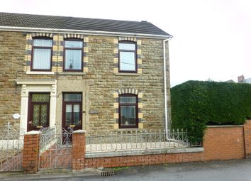 Thumbnail 3 bed semi-detached house for sale in Union Street, Ammanford, Carmarthenshire.