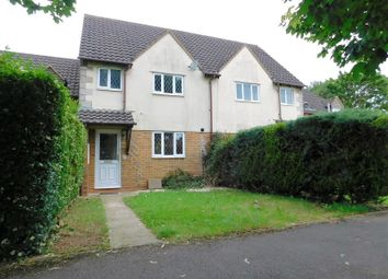 Thumbnail 3 bed end terrace house to rent in Clematis Court, Bishops Cleeve, Cheltenham