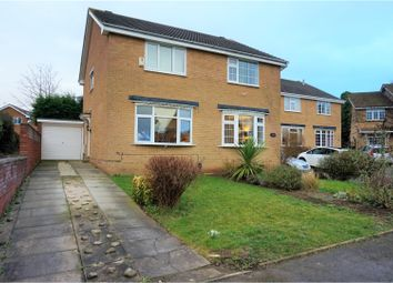 Thumbnail 2 bed semi-detached house for sale in Sorrel Close, Elm Tree, Stockton-On-Tees