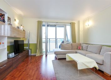 Thumbnail 1 bed flat for sale in Naxos Building, 4 Hutchings Street, Canary Wharf