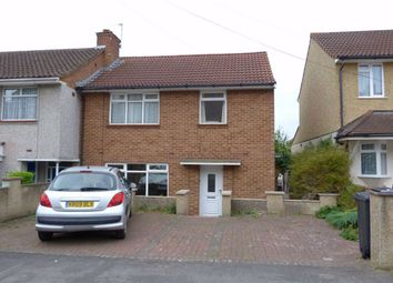 3 bed semi-detached house for sale in Stoneleigh Crescent, Knowle, Bristol BS4