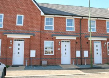 Thumbnail 2 bed terraced house to rent in Benjamin Gray Drive, Littlehampton