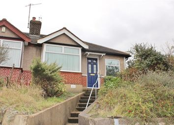 Thumbnail 2 bed bungalow for sale in Abbey Road, Belvedere, Kent