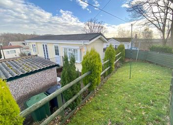 Thumbnail 1 bed mobile/park home for sale in Mill Lane, Meadowbank, Winsford