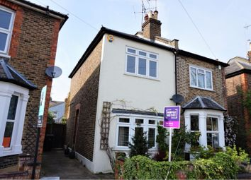 Thumbnail 3 bed semi-detached house for sale in Linden Crescent, Kingston Upon Thames
