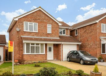 Thumbnail 4 bedroom detached house for sale in Foster Road, Abingdon-On-Thames