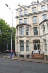 Thumbnail 1 bed flat to rent in Marina Road, Douglas, Isle Of Man