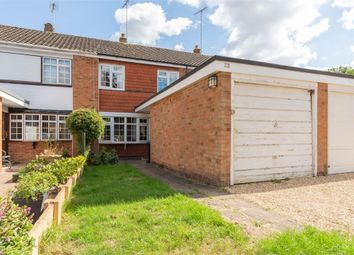 Thumbnail 3 bed terraced house for sale in Canford Drive, Addlestone, Surrey
