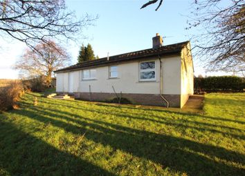 Thumbnail 2 bed detached bungalow for sale in Drakemire, Penton, Carlisle, Cumbria