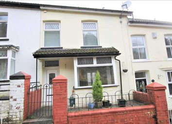 Thumbnail 3 bed terraced house for sale in Pleasant Terrace, Clydach Vale, Tonypandy