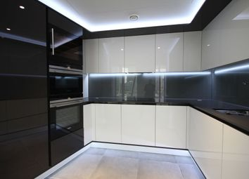Thumbnail 2 bed flat to rent in Dollary Bay, South Quay, London