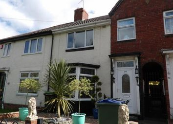 Thumbnail 3 bed terraced house for sale in Alexander Road, Smethwick, West Midlands