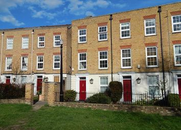 Thumbnail 4 bed terraced house to rent in Cornworthy, Shoeburyness, Southend-On-Sea, Essex