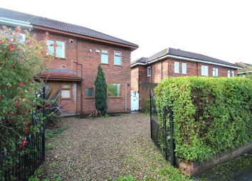 Thumbnail 3 bed semi-detached house for sale in Chequerfield Road, Pontefract, West Yorkshire