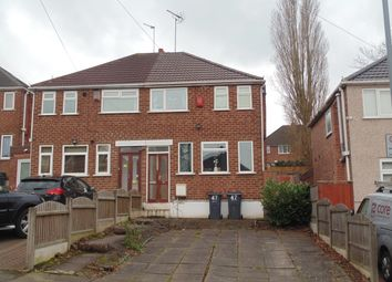 Thumbnail 2 bed semi-detached house for sale in Rodlington Avenue, Kingstanding