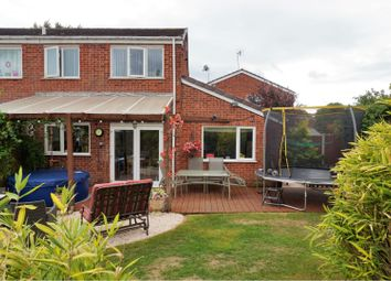 Thumbnail 4 bed end terrace house for sale in Colesborne Close, Worcester