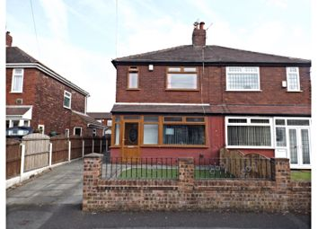 Thumbnail 2 bed semi-detached house for sale in Edgeware Road, Oldham
