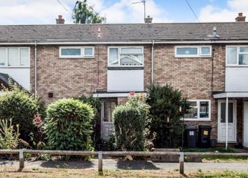 Thumbnail 2 bed terraced house for sale in Manor Road, Marston Moretaine, Bedford, Bedfordshire