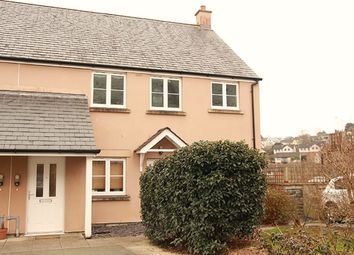 Thumbnail 2 bed flat for sale in Grassmere Way, Saltash