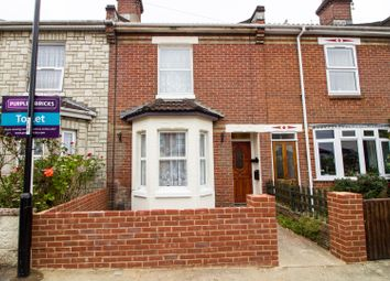 Thumbnail 3 bed terraced house to rent in Norham Avenue, Southampton