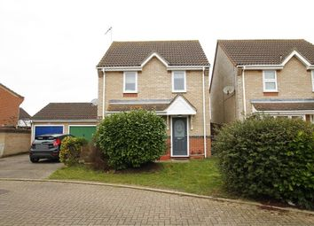 Thumbnail 3 bedroom detached house for sale in Mannall Walk, Kesgrave, Ipswich, Suffolk