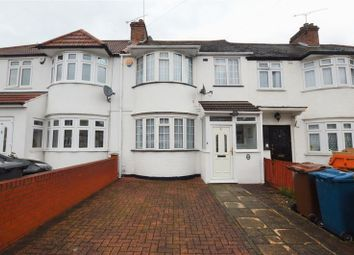 Thumbnail 3 bed terraced house for sale in Carmelite Road, Harrow