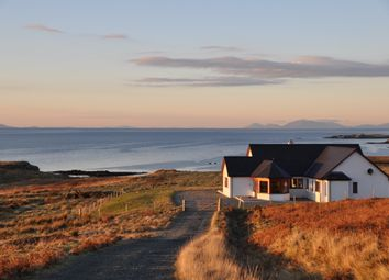 Thumbnail 4 bed detached bungalow for sale in 4 Claigan, Dunvegan, Isle Of Skye