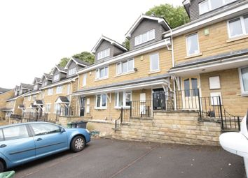Thumbnail 3 bed terraced house to rent in Martin Bank Wood, Almondbury, Huddersfield