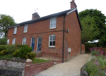 Thumbnail 3 bed property to rent in New Street, Andover